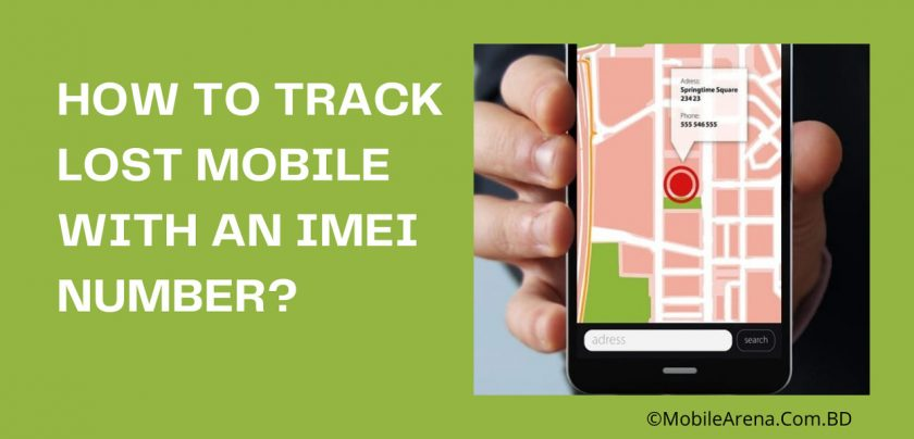 How to Track Lost Mobile with an IMEI Number