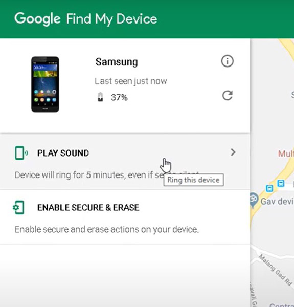 track-lost-mobile-with-IMEI-tracker-application