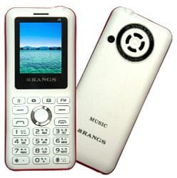 Rangs J6 Music Phone